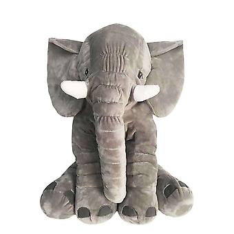 Regenboghorn Elefantenkissen Stofftier Kissen Plüsch Spielzeug 40/60cm