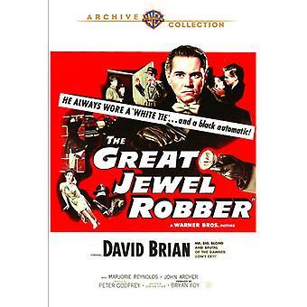 Stor juvel røver [DVD] USA importerer