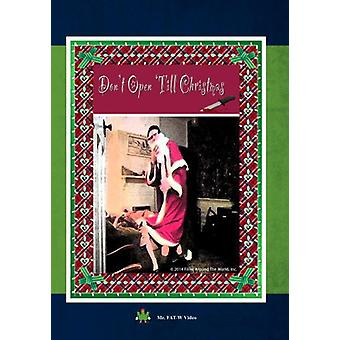 Don't Open Till Christmas [DVD] USA import