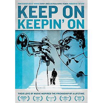 Keep on Keepin' on [DVD] USA import