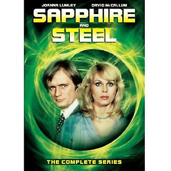 Sapphire & Steel: Complete Series [DVD] USA import