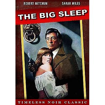 Big Sleep [DVD] USA import