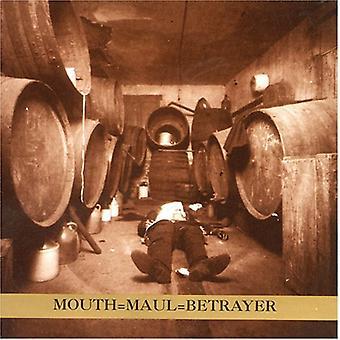 Zeena Parkins - Mouth Maul Betrayer [CD] USA import