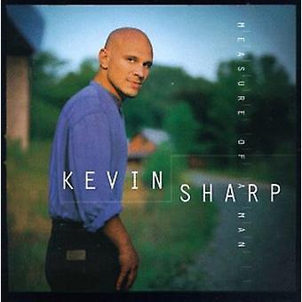 ケヴィン ・ シャープ - [CD] アメリカ人間の尺度をインポートします。