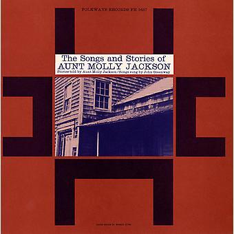Jackson/Greenway - canciones y cuentos de importación de los E.e.u.u. de la tía Molly Jackson [CD]