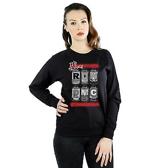 Run DMC Women's Spray Cans Sweatshirt