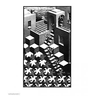 Syklin Juliste Tulosta MC Escher (22 x 26)
