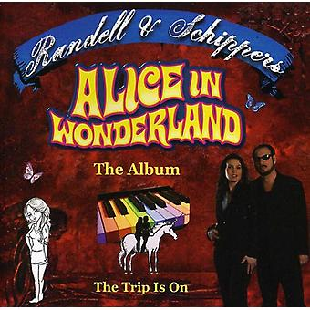 Randell & Schippers - Alice in Wonderland & Other R&S Cuts [CD] USA import