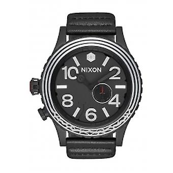 Nixon de 51-30 Leather Star Wars Kylo Black (A1063SW2444)