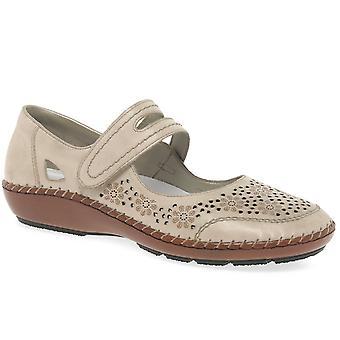 أحذية عادية المرأة سحق Rieker
