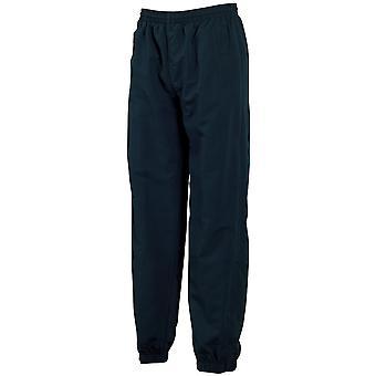 Tombo Teamsport Kids Unisex Lined Sports Tracksuit Pants / Bottoms