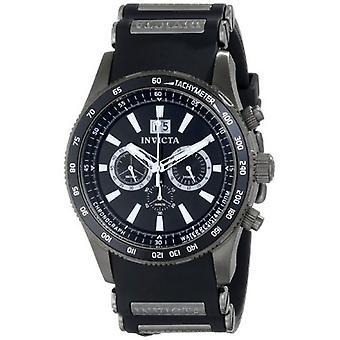 Invicta  Aviator 1239  Polyurethane Chronograph  Watch