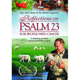 Reflections on Psalm 23 for People [DVD] USA import