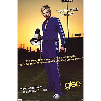 Glee - Sue Poster drucken