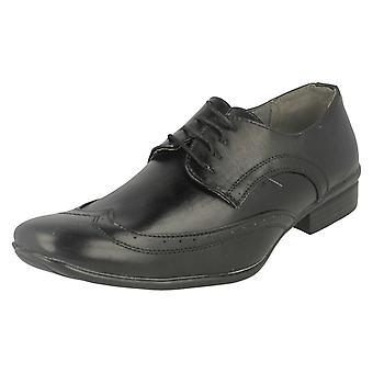 Maverick Flat Lace Up Shoe / Brogue A2076