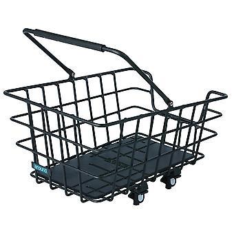 Around College ALU rear basket