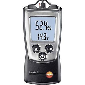 Testo 610 compacto termo-higrômetro