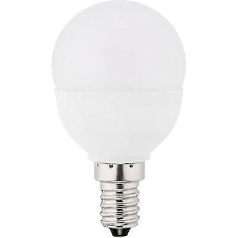 Müller-Licht LED (monochrome) EEC A+ (A++ - E) E14 Droplet 5.5 W = 40 W Warm white (Ø x L) 45 mm x 80 mm dimmable 1 pc(s)