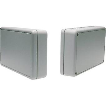 Strapubox 2006GR universele behuizing 125 x 74 x 27 acrylonitril butadieen styreen grijs 1 PC('s)