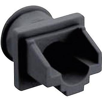 Lumberg 2533 01 2533 01 Protective Cap - RJ45 RJ45 Black
