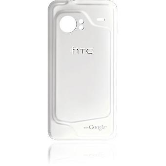 OEM HTC DROID Incredible ADR6300 Standard Battery Door (White) (Bulk Packaging)