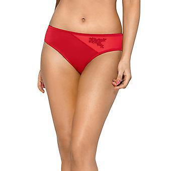 Nipplex Women's Anita Red Knickers Panty Full Brief