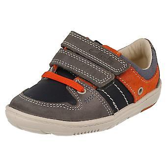 Jungen ersten Clarks Schuhe Maxi Myle