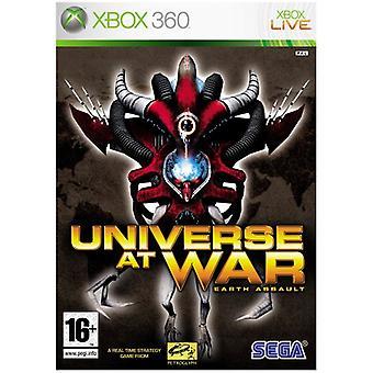 Universe at War Earth Assault (Xbox 360) - Nouveau