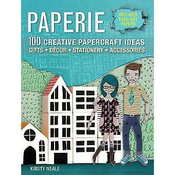 Paperie - 100 Creative Papercraft Ideas - Gifts - Decor - Stationery -