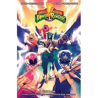 Mighty Morphin Power Rangers - Vol. 1 by Hendry Prasetya - Corin Howel