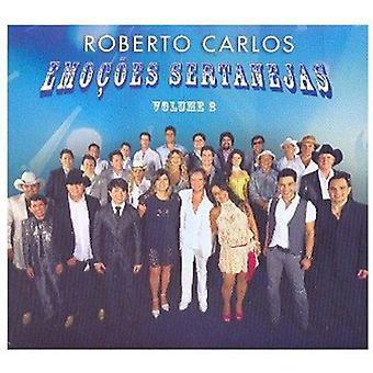 Roberto Carlos - Emocoes Sertanejas 2 [CD] USA tuonti