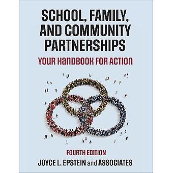 Skole - familie- og samfunnet partnerskap - din håndbok for Actio