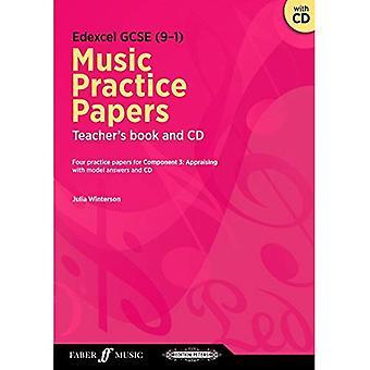 Edexcel GCSE Music Practice Papers Teacher's Book
