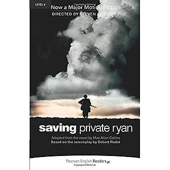 Säästää sotamies Ryan: Taso 6 (Penguin Longman pingviini lukijat)