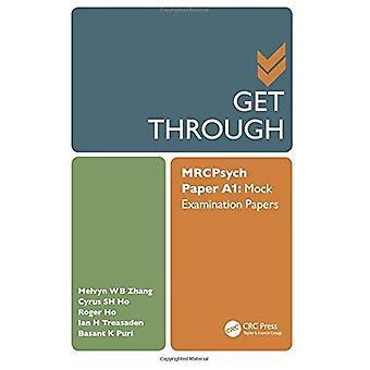 Obtener a través de papel MRCPsych A1: Simulacros de examen