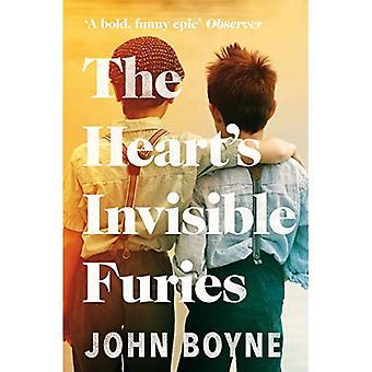 Furies Invisible du cœur