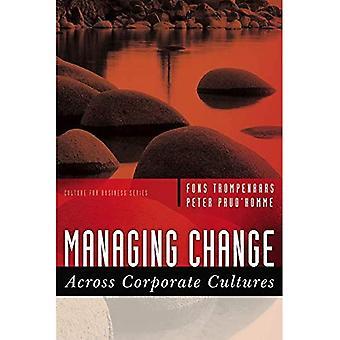 Hantera förändringar över företagskulturer (kultur för Business-serien)