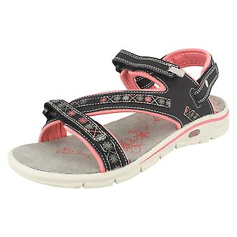 Ladies Hi-Tec Summer Sandals Soul-Riderz Life Strap