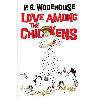 Amor entre as galinhas