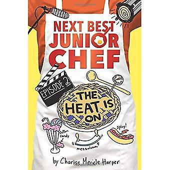 Värmen är på! Nästa bästa Junior kocken serien, avsnitt 2