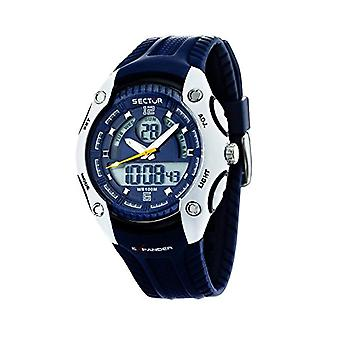 Sector No Limits watch quartz digital with plastic strapping _ R3251574005