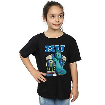 Дисней девушки Монстры университета плакат футболку
