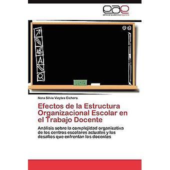 Efectos de La Estructura Organizacional Escolar En El Trabajo Docente par Silvia Cichero & Nora Vieytes