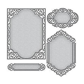 Spellbinders Card Creator A2 Devine vältalighet Die (S5-218)