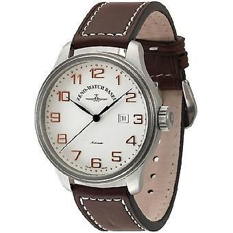 Zeno-watch mens watch OS retro automatic 8554-f2