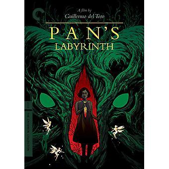 Pan's Labyrinth [DVD] USA import