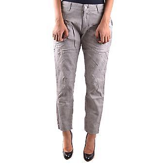 Meltin-apos;pot Ezbc262029 Pantalon en lin gris