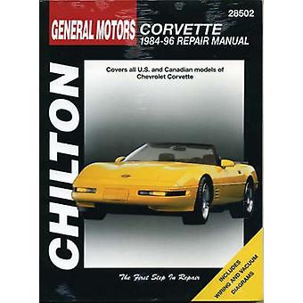 GM Corvette (1984-96) by Chilton - Np-Chilton - The Nichols/Chilton -