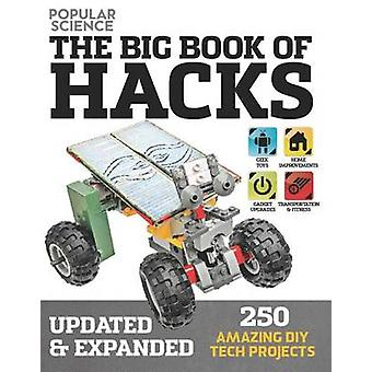 Big Book of Hacks - 264 Amazing DIY Tech Projects by Dough Cantor - 97