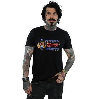 Disney Men's Toy Story 4 Giggle McDimples Pet Patrol T-Shirt